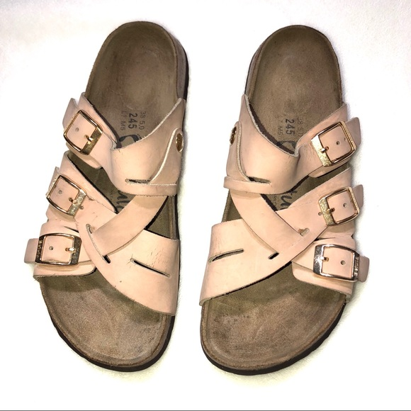 42a9a43917d7 Birkenstock Shoes - Birkenstock Betula Sandals Size 38 US 7 or 7.5
